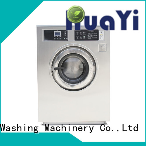 HuaYi good quality coin laundry machine online for shop