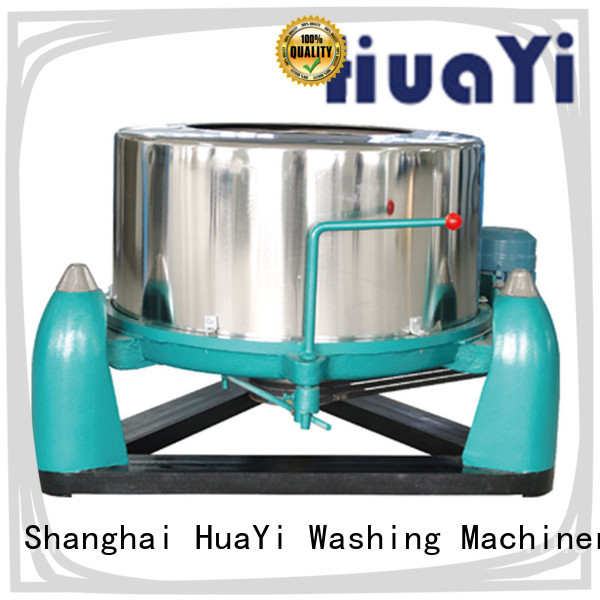 HuaYi automatic washing machine size supplier for hotel