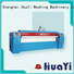 HuaYi durable flatwork ironer factory price for hotel