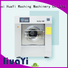 HuaYi commercial laundry washer promotion for hospital