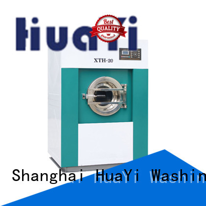 HuaYi commercial automatic washing machine factory price for hospital