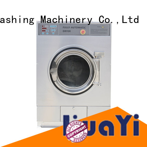 HuaYi professional washing machine and dryer directly sale for shop