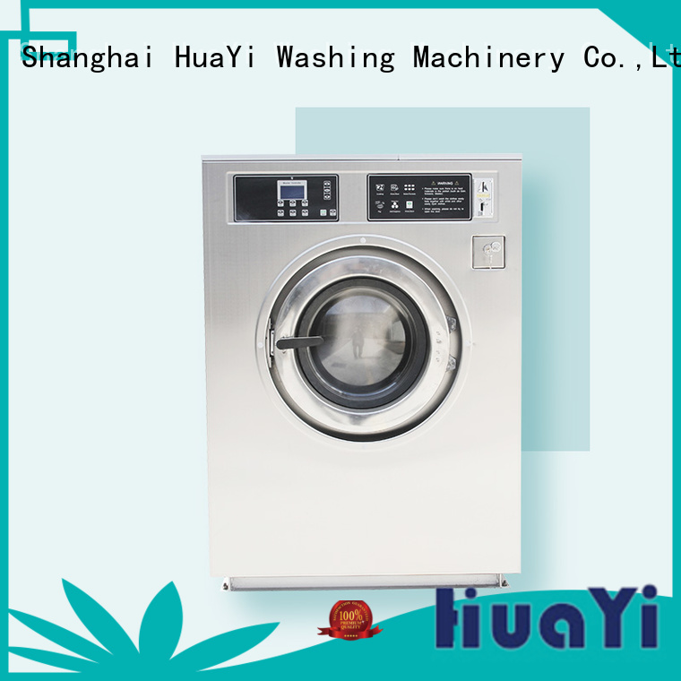 HuaYi industrial commercial washing machine at discount for military units