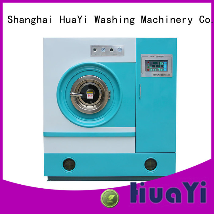 accurate dry cleaning washing machine from Chinafor industry