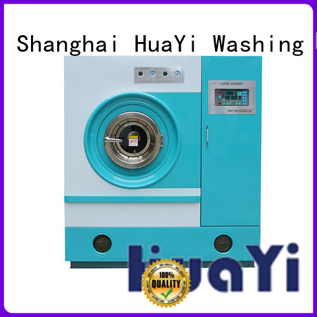 HuaYi professional dry cleaning washing machine wholesale for lundry factory