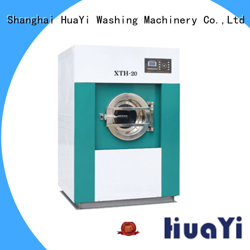 industrial laundry washer promotion for military units