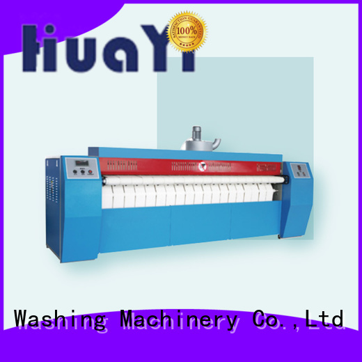 electric industrial ironing machine supplier for hotel