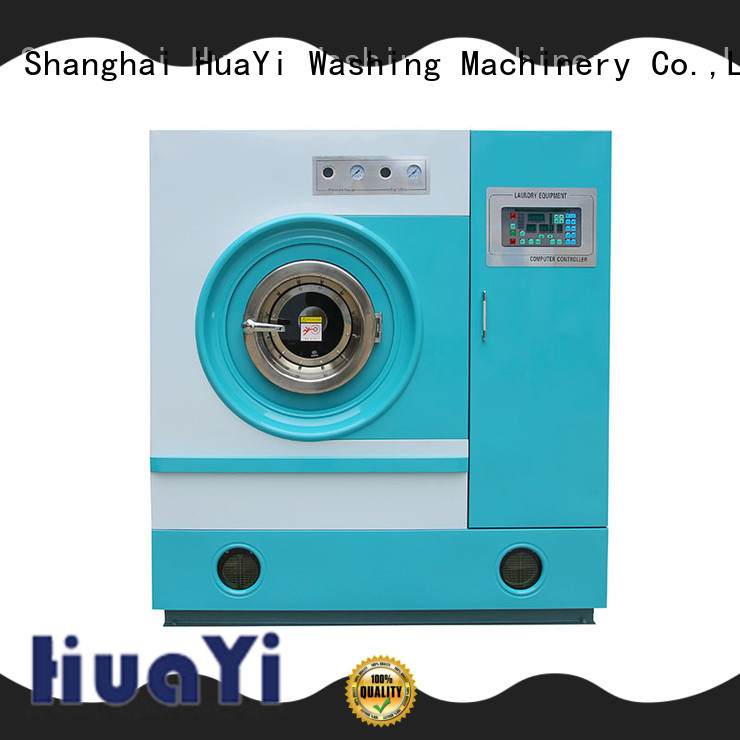HuaYi industrial laundry directly sale for hospital