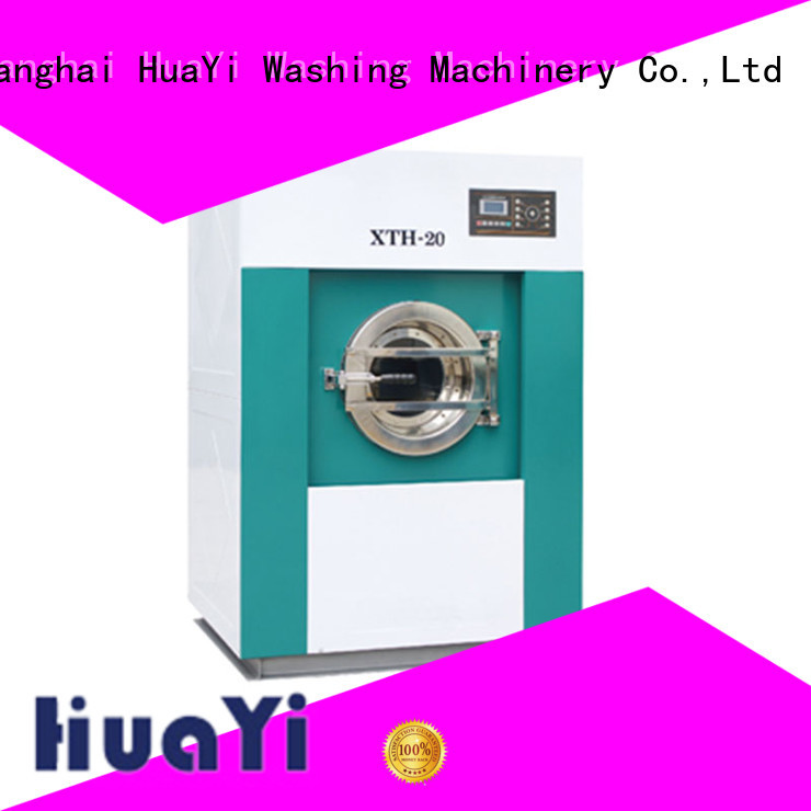 machine laundry for guest house HuaYi