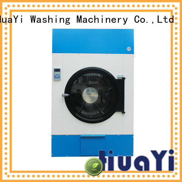 HuaYi safe laundry dryer factory price for shop