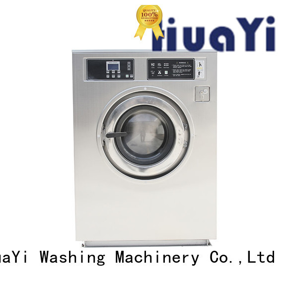 coin operated washing machine promotion for baths HuaYi