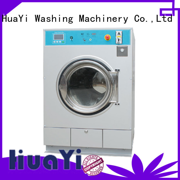 HuaYi long lasting laundry dryer machine customized for hospital