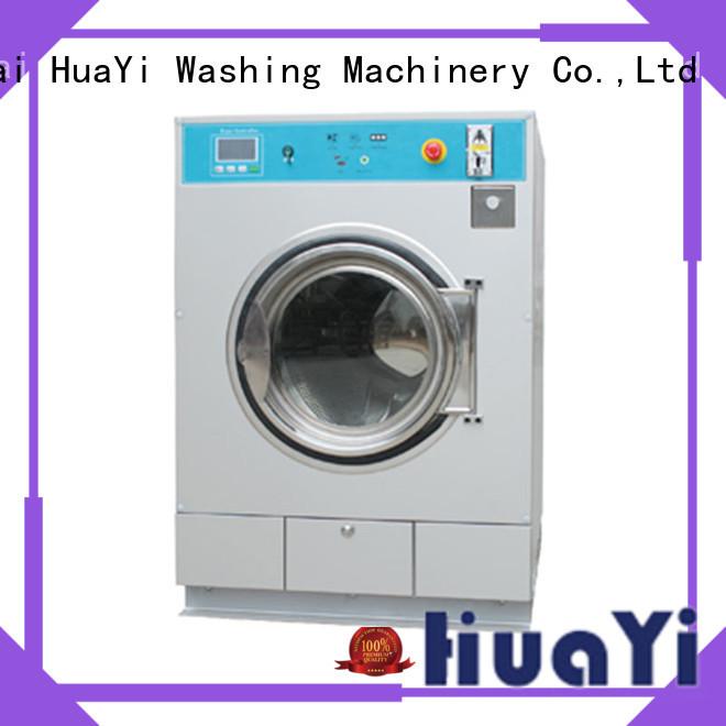 HuaYi energy saving washing dryer factory price for hospital