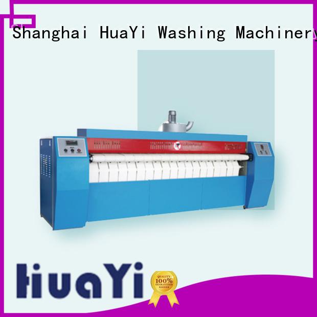 HuaYi flatwork ironer promotion for big bath