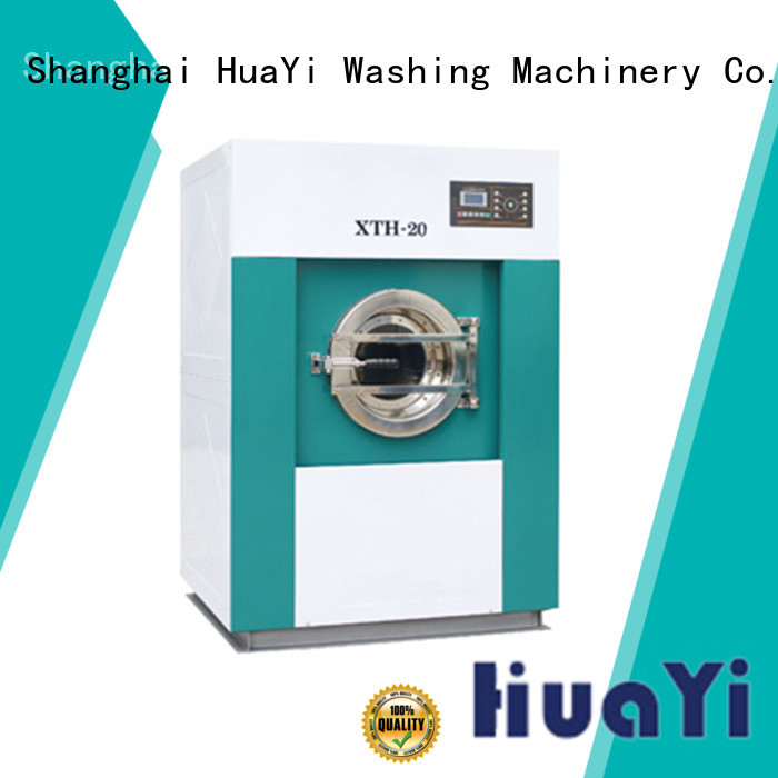 commercial barrier washing machine factory price for military units HuaYi