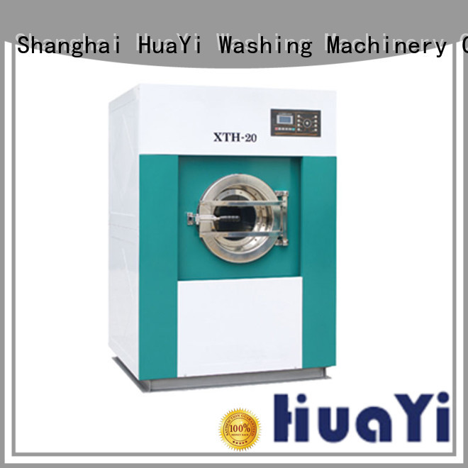 commercial washing machine promotion for washing industry HuaYi