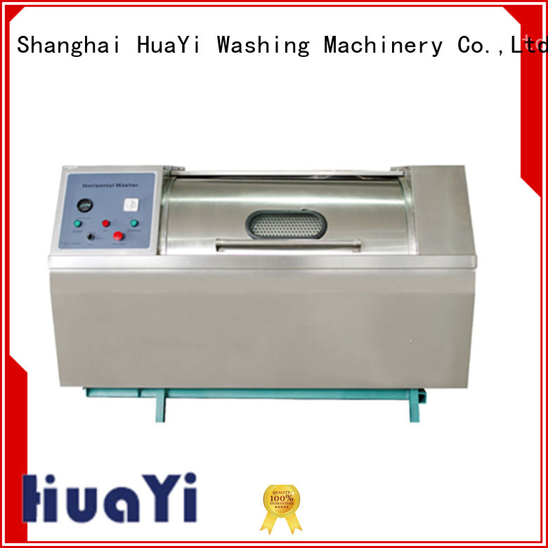 HuaYi energy saving commercial washing machine directly sale for hospital