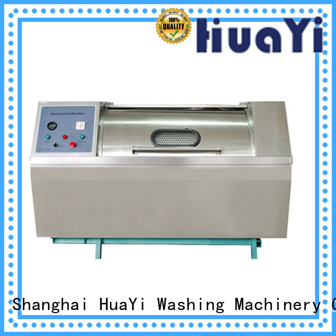 HuaYi commercial washing machine directly sale for guest house