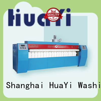 HuaYi ironer at discount for hotel