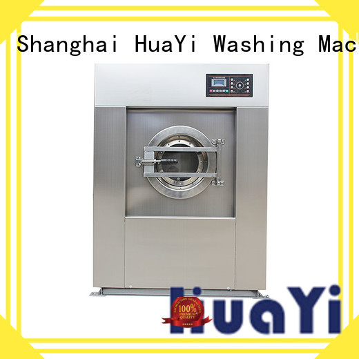 HuaYi commercial washer extractor at discount for military units