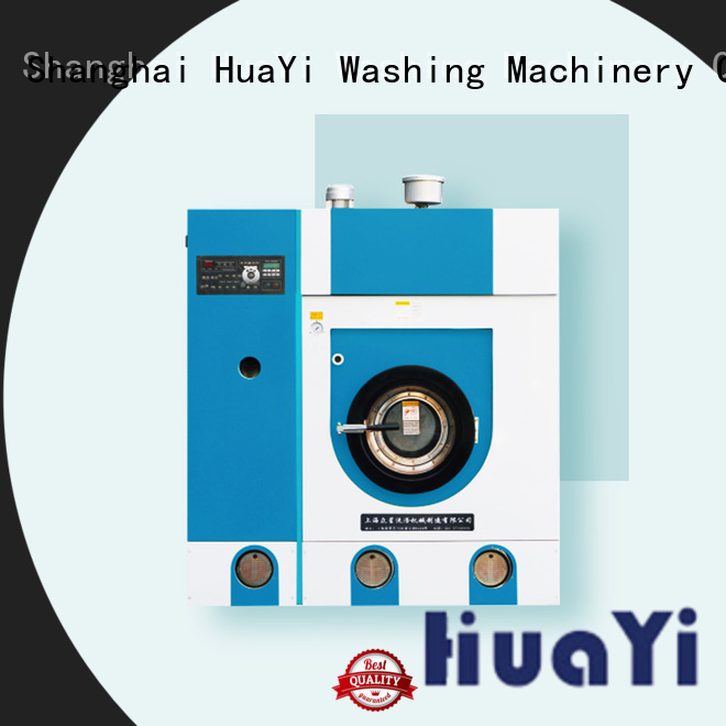 HuaYi dry cleaner machine wholesale for lundry factory