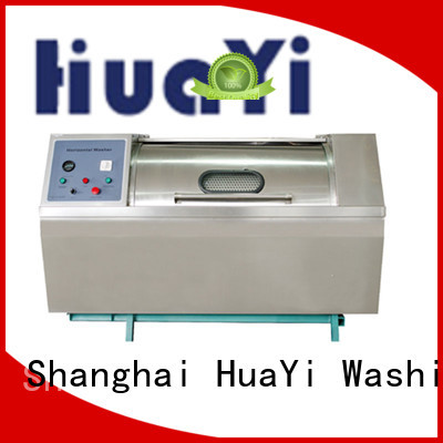 HuaYi automatic new washing machine factory price for guest house