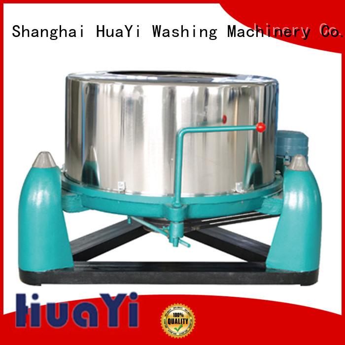 HuaYi automatic washing machine promotion for military units