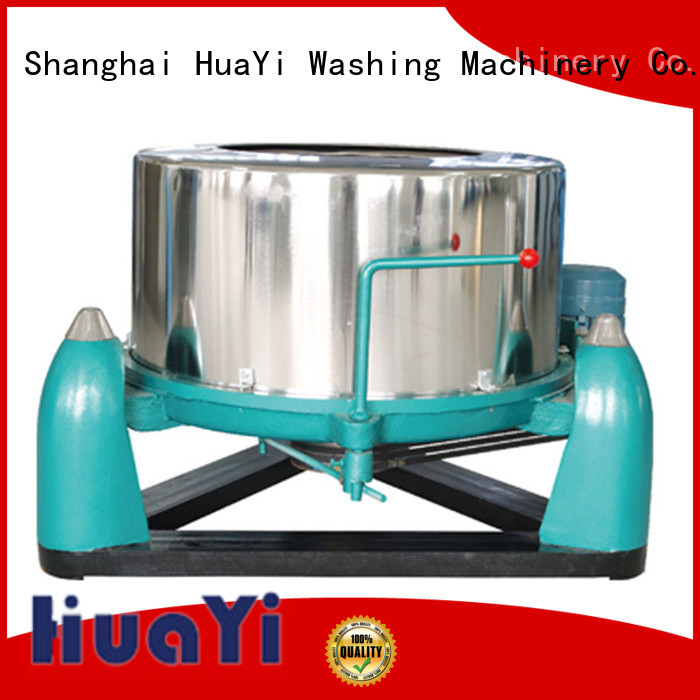 HuaYi industrial industrial laundry machine directly sale for hotel