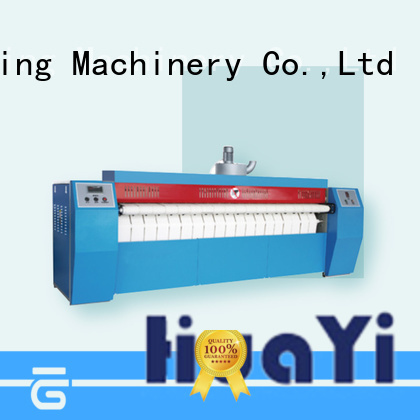 HuaYi flatwork ironer promotion for big bath