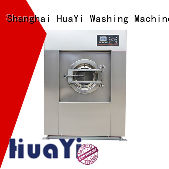 HuaYi new washing machine supplier for hospital