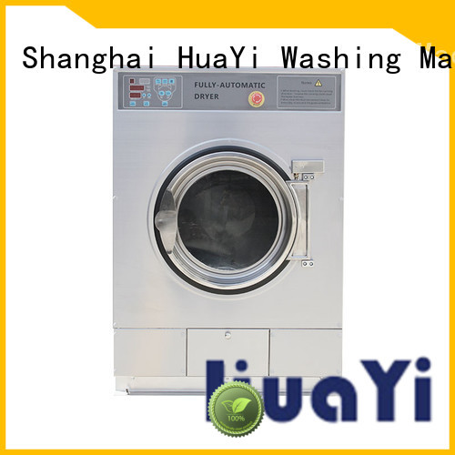 HuaYi professional coin machine washer and dryer for shop