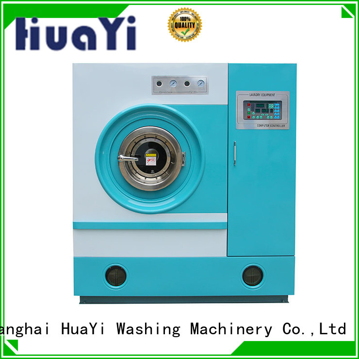 HuaYi convenient laundry machine directly sale for industry
