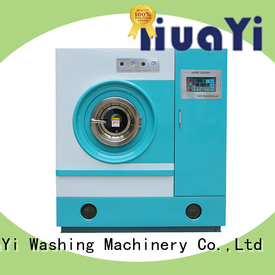 HuaYi flexible industrial laundry wholesale for lundry factory