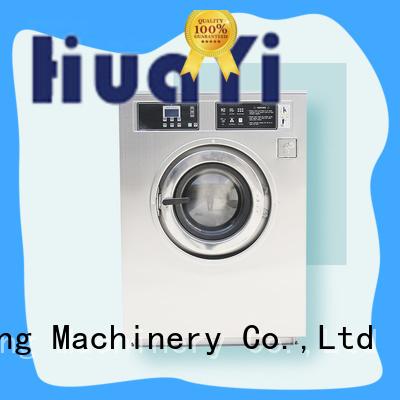 HuaYi laundry machine price factory price for hotel