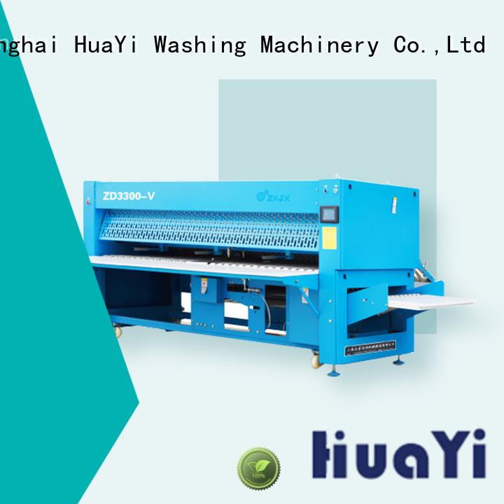 HuaYi anti-static sheet folding machine manufacturer for school