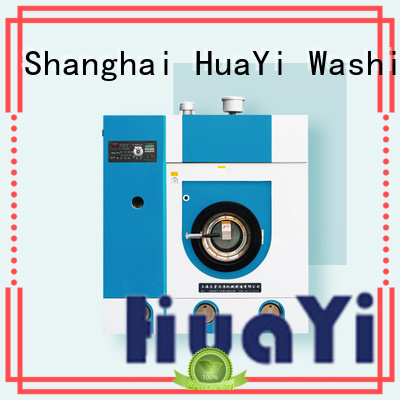 HuaYi flexible industrial dry cleaning machine manufacturer for hospital