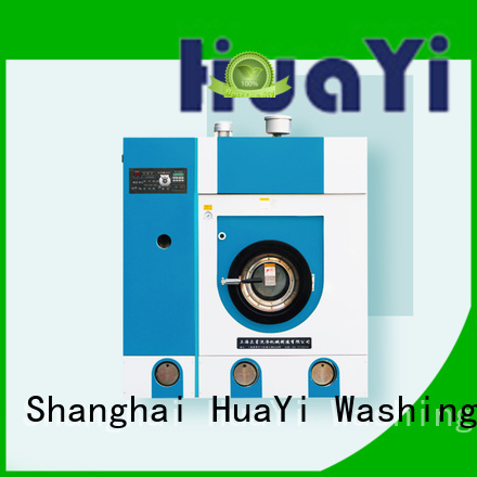 HuaYi convenient dry cleaning equipment directly sale for hospital