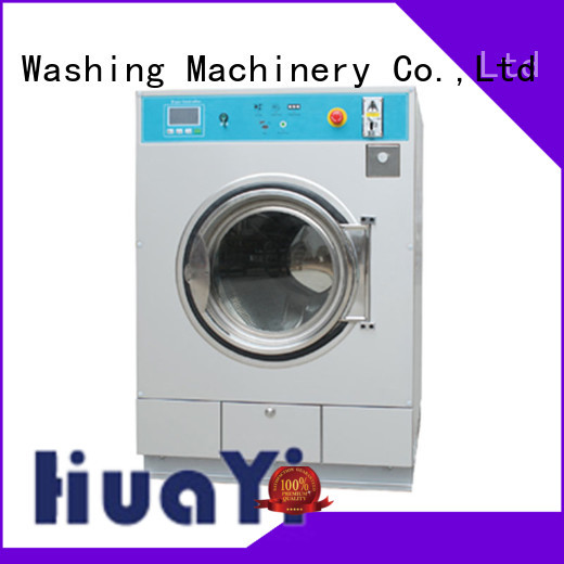 safe laundry dryer machine factory price for hotel