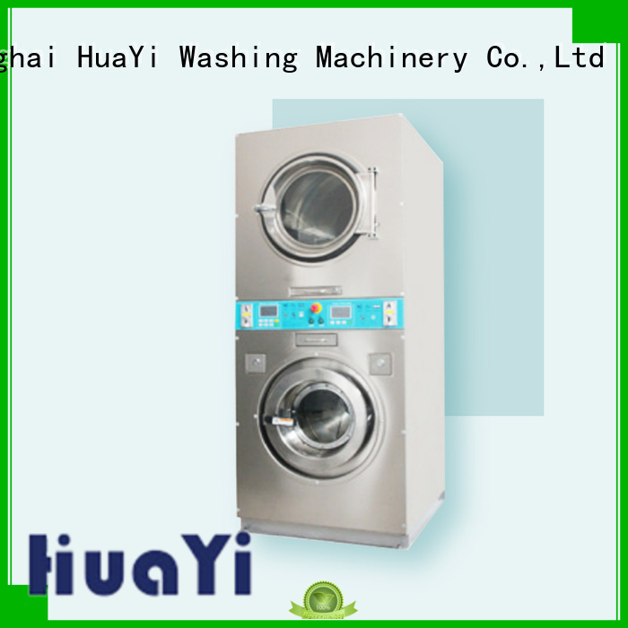 HuaYi coin operated washing machine directly sale for hotels